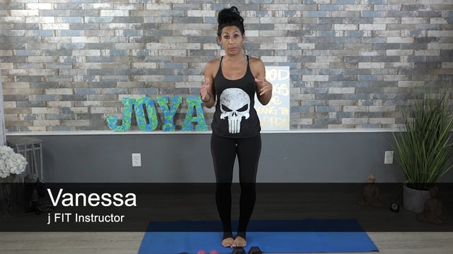 j Fit with Vanessa
