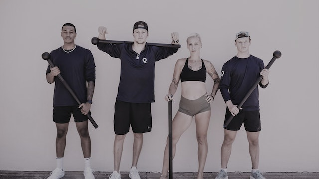 9/28 - Tues @ 6:15PM PDT jFit with Joslyn - 45 Minutes