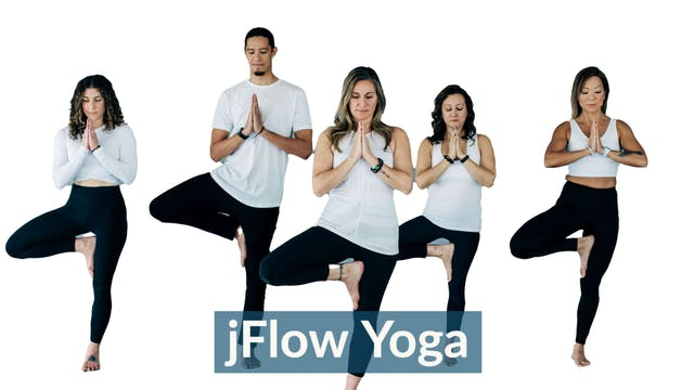 jFlow Yoga