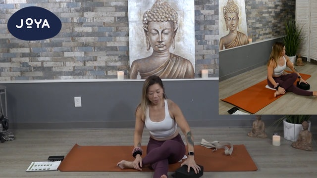 Yin Yoga with Lisa