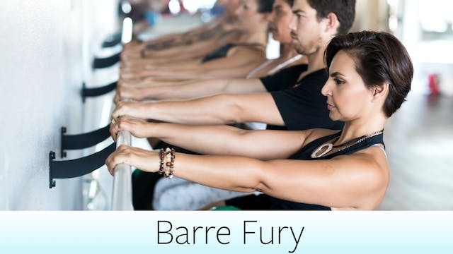 Barre Fury