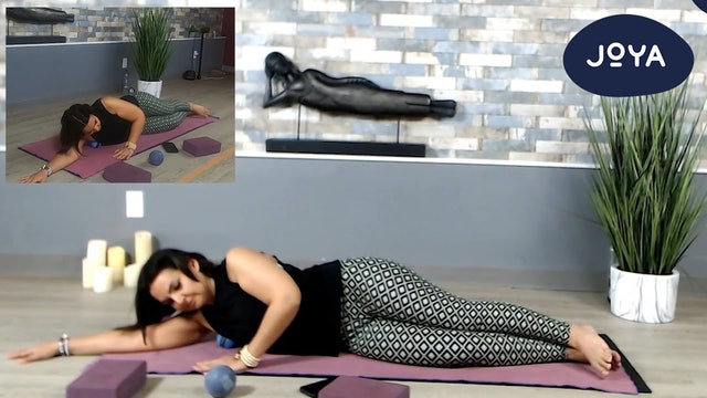 Ball Massage with Deanna