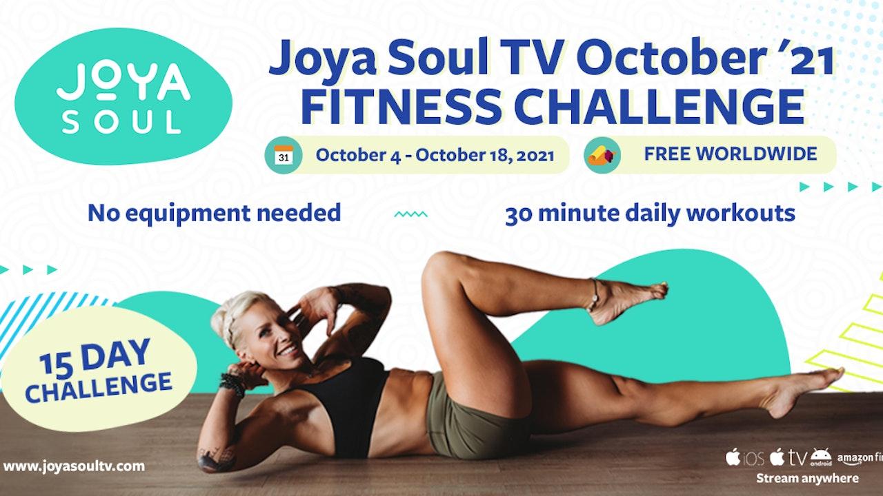 October Fitness Challenge 2021
