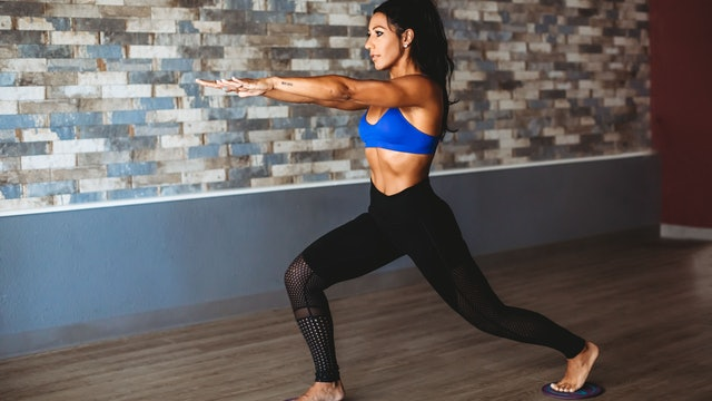 Joya HIIT Pilates with Vanessa 07