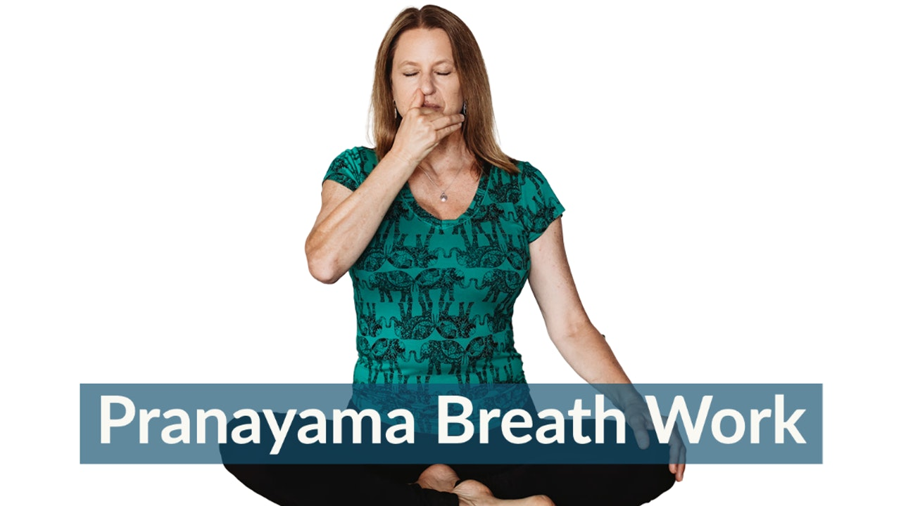 Pranayama Breath Work
