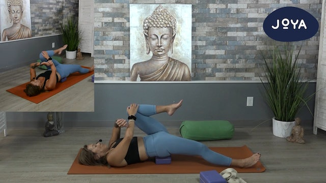 20 Minute Yin Yoga with Lisa - Hips Focus