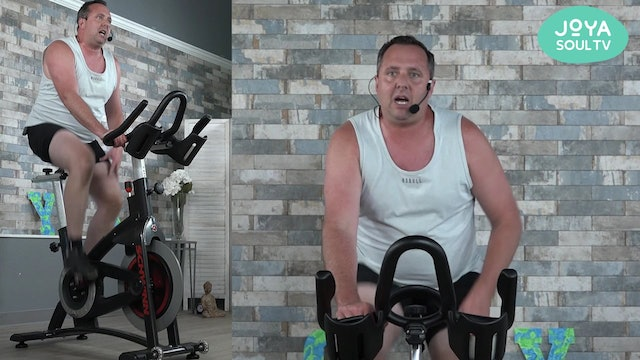 20 Minute Cycle with Jesse - Sprints Focus