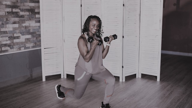 9/28 - Tues @ 5:30PM PDT Cardio Blast with Illy - 30 Minutes