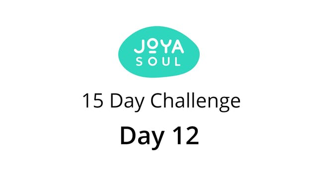 Day 12 of 15 Day October Fitness Chal...