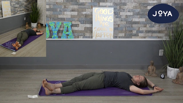 Yin Yoga with Emma