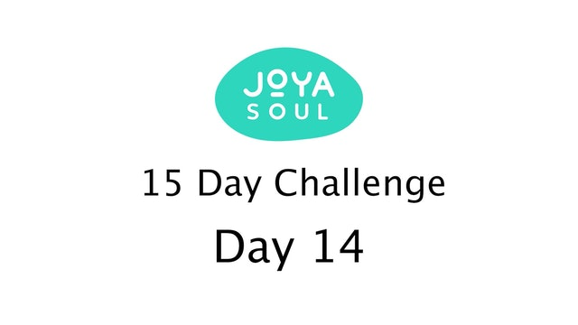 Day 14 of 15 Day October Fitness Challenge - Cardio Kickboxing