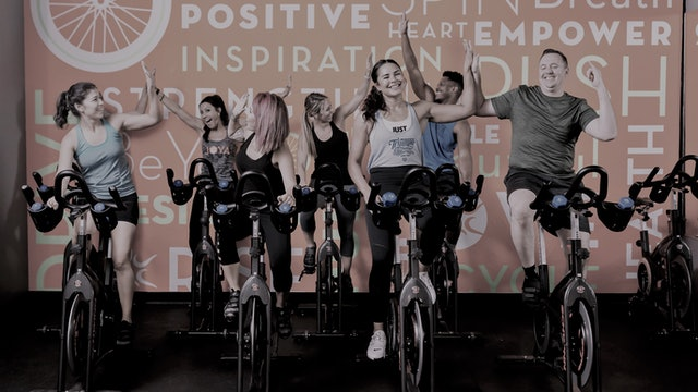 Tues. 1/26 @ 9:30AM PDT - Cycle/Strength Combo with Nikki - 60 Minutes