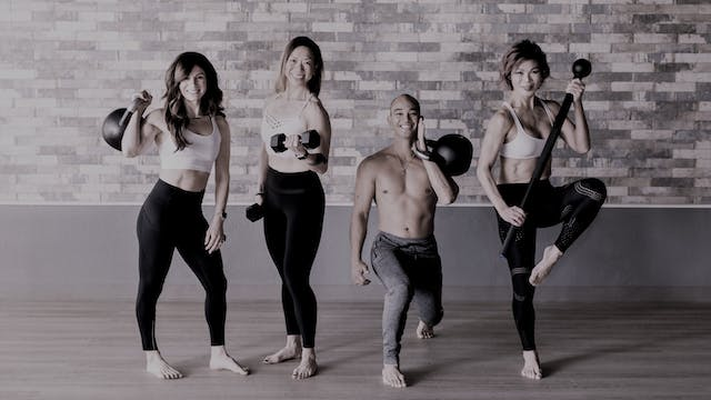 jFit with Nicole - 45 Minutes - 3/27/21