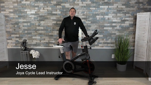 Introduction to Cycle with Jesse: Bike Setup