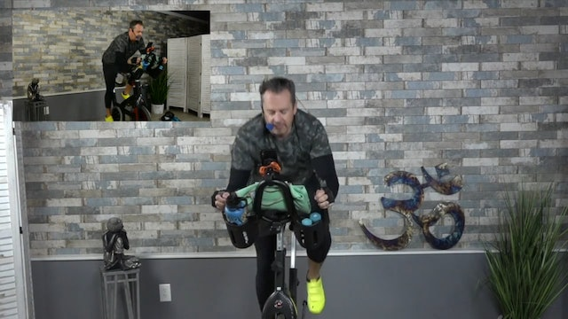 Cycle with David