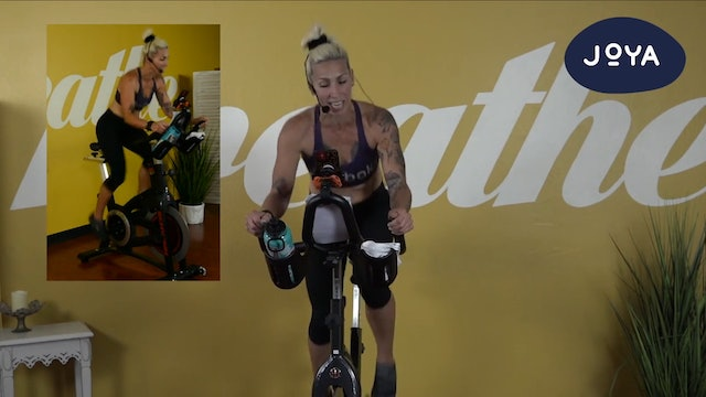 Cycle with Katy