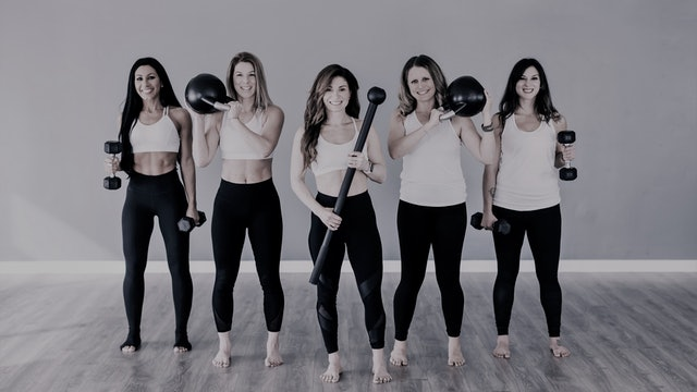 7/31 - Sat @ 9:30AM PDT Dumbbell workout with Robin - 30 Minutes