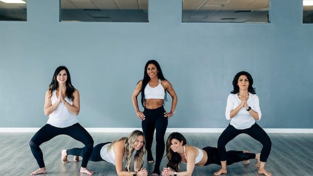 Joya HIIT Pilates with Tara