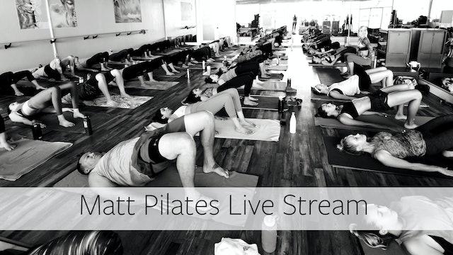 Joya HIIT Pilates with Jay - Previous Live Stream - 10/12/2020