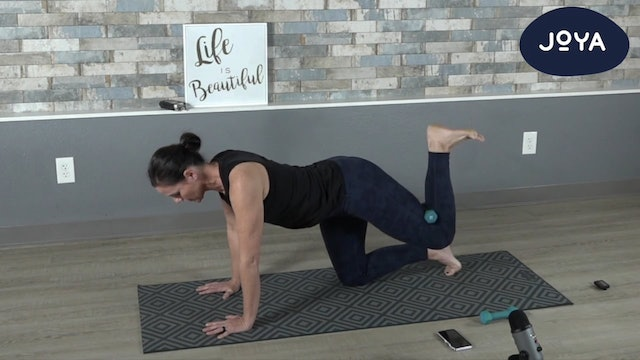 Hot Pilates wtih Jenn - Barre Inspired