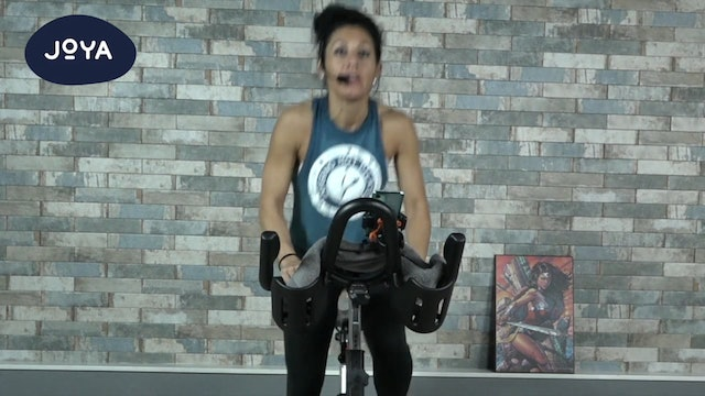 Cycle with Vanessa