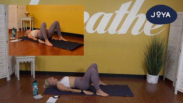 Hot Pilates with Katy