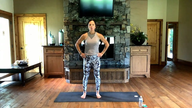 Day 6 of 15 Day October Fitness Challenge - Cardio, Abs and Glutes
