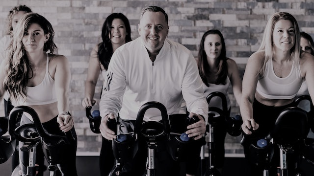 Cycle with Jesse-5/1 - 45 Minutes