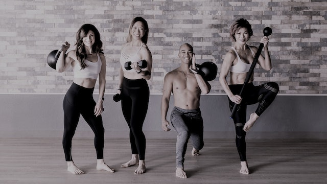 Wed 1/27 @ 6:45PM PDT jFit with Nicole - 45 Minutes