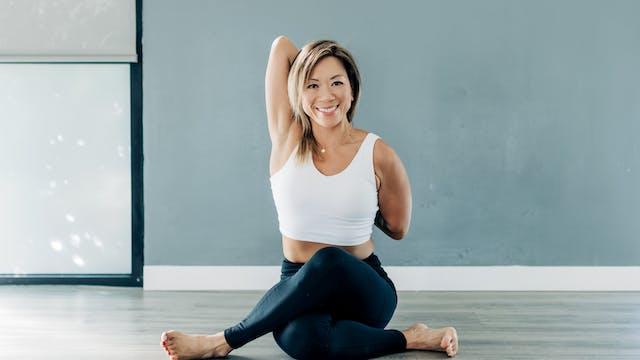 28 Yin Yoga Contraindications and Summary of Training (19:58 minutes)