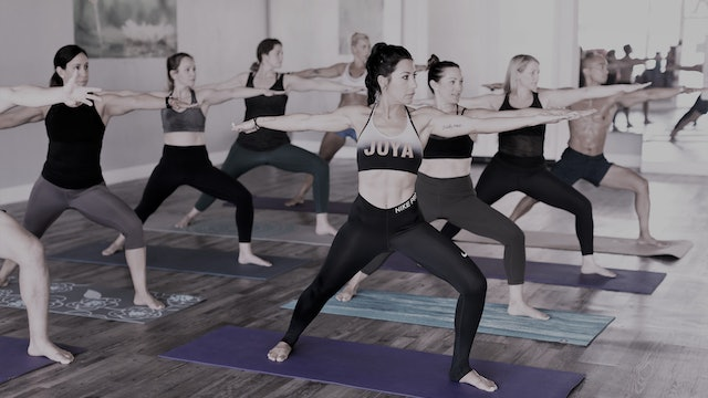 3/20 - Sat @ 10:30AM PDT - Barre with Ashley - 45 Minutes