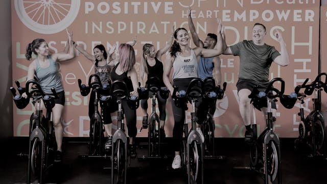 Cycle with Jesse-4/3/21- 45 Minutes