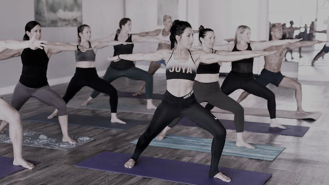 Barre with Kerry - 7/15 - 30 Minutes