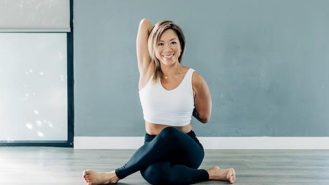 13 Ten Muscle Groups Focus on Torso Mandala (5:58 minutes)