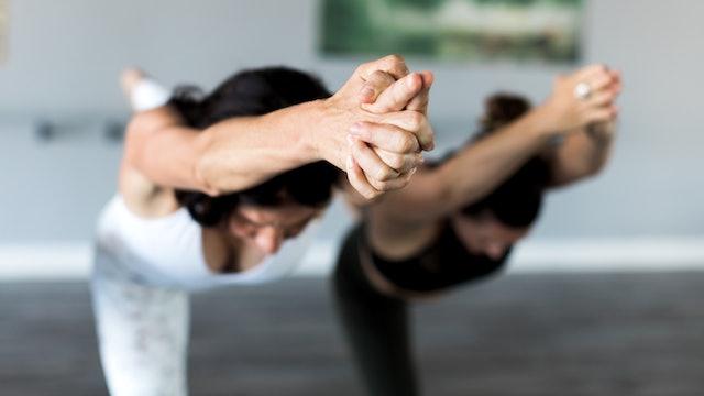 Bikram Yoga with Linea