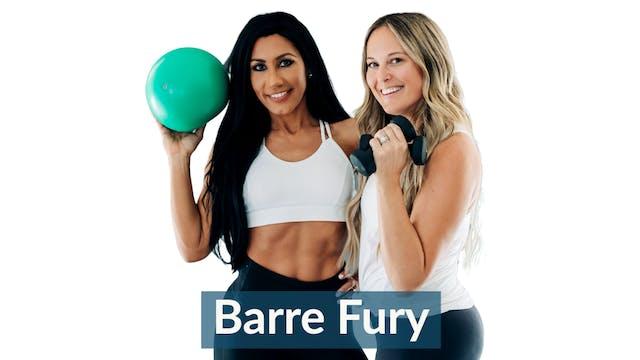Barre Fury