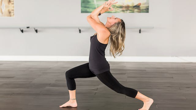 Vinyasa Flow with Jen F - Hip Flexor ...