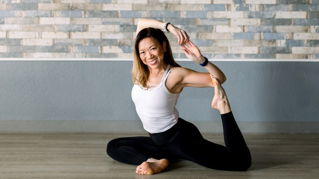 Myo Yin Workshop with Lisa - 120 minutes
