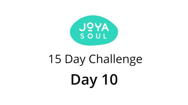 Day 10 of 15 Day October Fitness Chal...