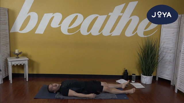 Hot Pilates wtih Conor
