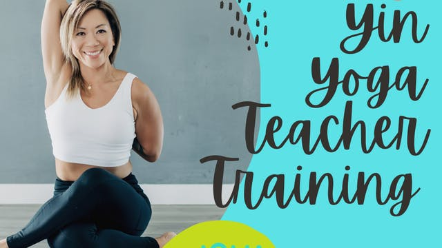 00 Joya Soul TV Yin Yoga Teacher Training Online Trailer