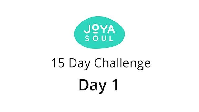 Day 1 of 15 Day October Fitness Challenge - Upper Body Blast