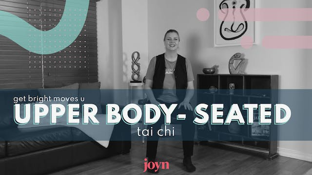Seated Tai Chi