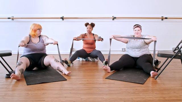 Restorative Pilates (20 mins)