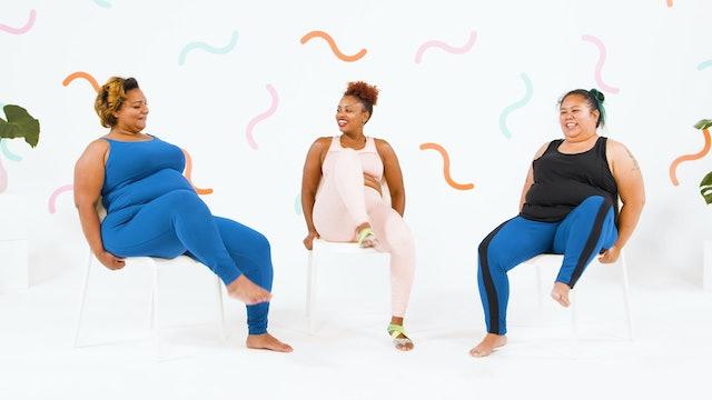 Restorative Pilates (9 mins)