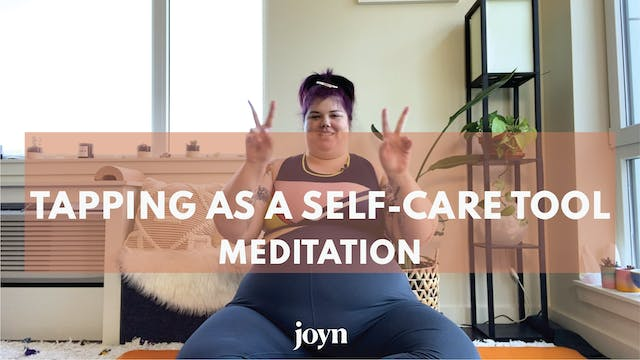 Tapping as a Self-Care Tool