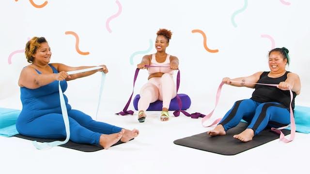 Restorative Pilates (21 mins)