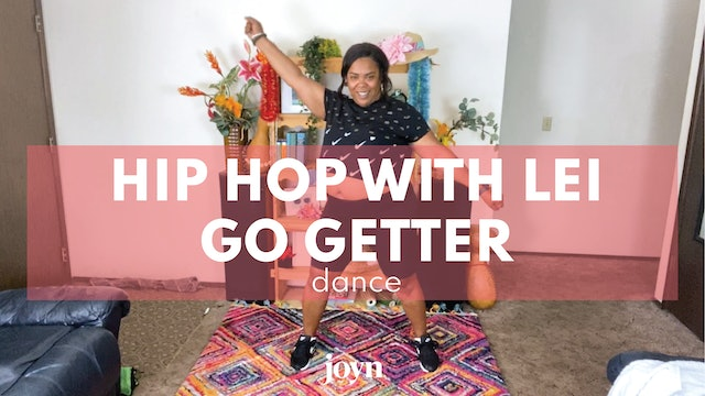 Hip Hop with Lei - Go Getter