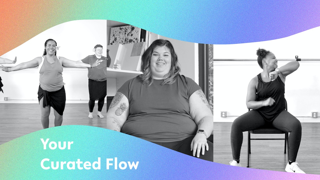 Curated Flow 2: Joy Practice