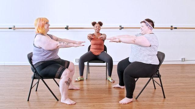 Restorative Pilates (10 mins)